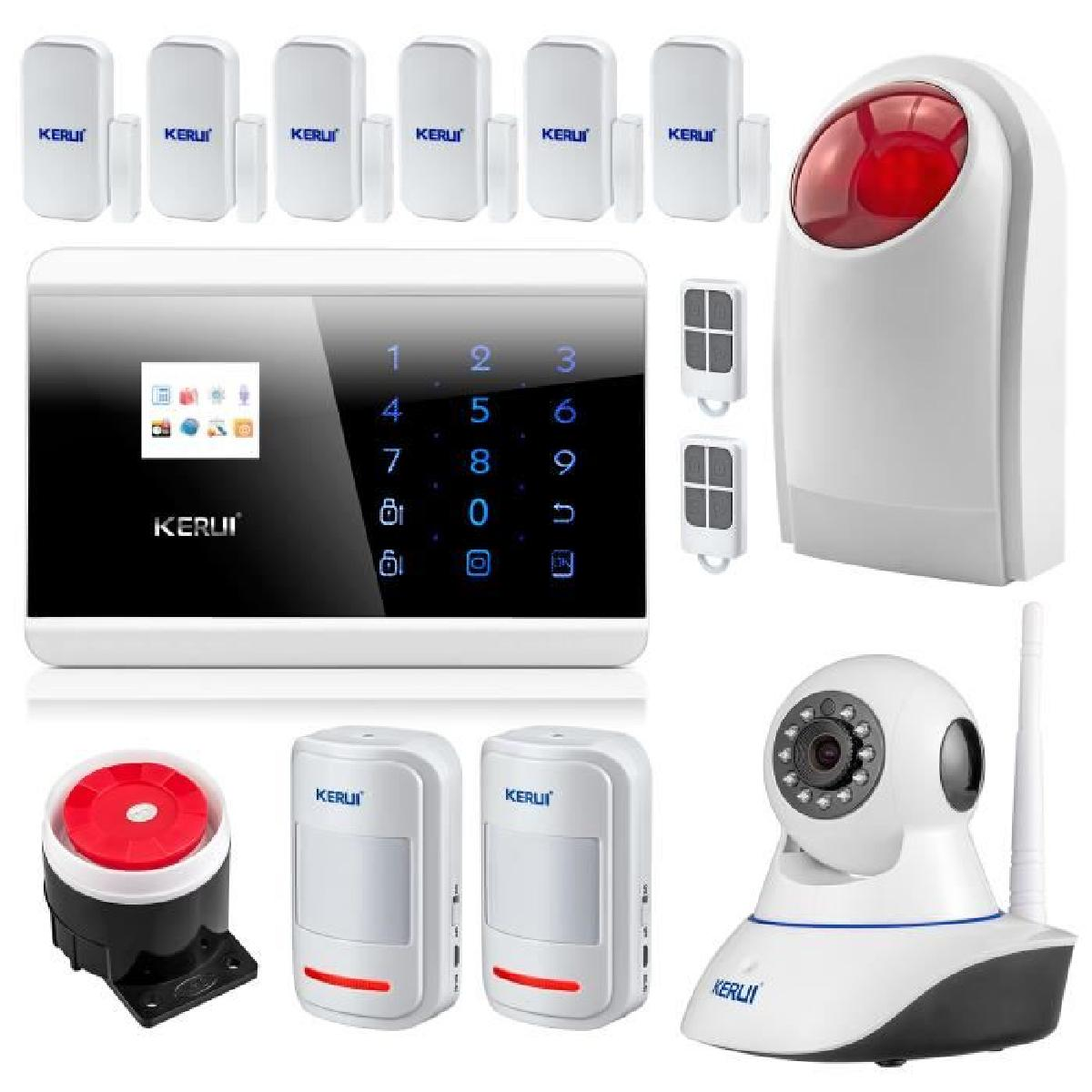 Alarme sans fil pour votre sécurité, oui mais … 4 aspects à checker !